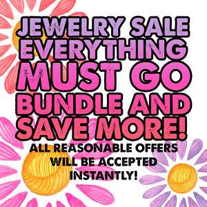 Jewelry - Jewelry Sale!
